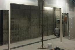 REALIZZAZIONI bunker acceleratore nucleare - ACG Arco Costruzioni Generali