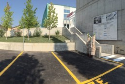 REALIZZAZIONI Ospedale Careggi pronto soccorso - ACG Arco Costruzioni Generali