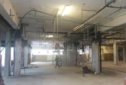 REALIZZAZIONI Ospedale Careggi reparto dialisi - ACG Arco Costruzioni Generali